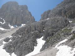 27.06.2011 Rosengarten - Catinaccio (Ganischgerhof) Tags: mountains montagne hiking south berge alto wandern tyrol dolomites dolomiti rosengarten sud sdtirol wellness tirolo adig