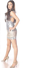 Dia Mirza Hot Glossy Legs in Mini Skirt - www.Bollyfame.com (Bollyfame) Tags: actress bollywood wallpapers diamirza wwwbollyfamecom