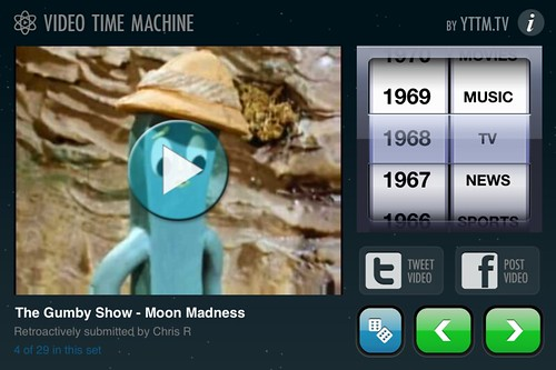Video Time Machine Screenshot