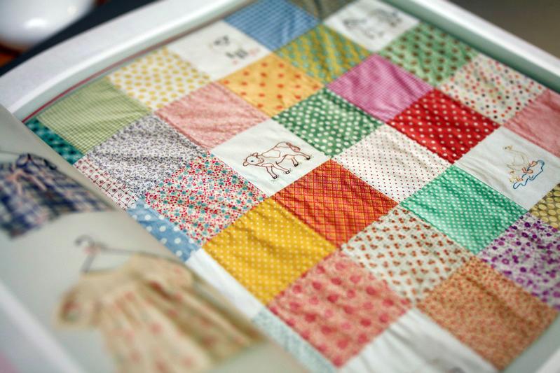 big boy farm quilt pattern