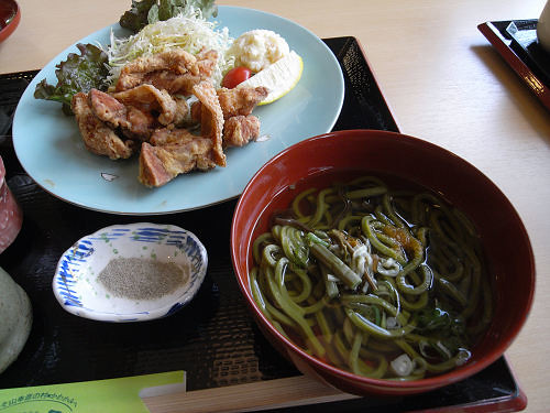 レストラン山吹(ホテル杉の湯)@川上村-09