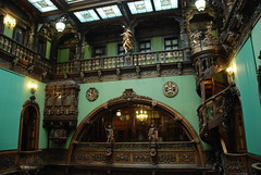 "Peles Castle <a style=""margin-left:10px; font-size:0.8em;"" href=""http://www.flickr.com/photos/64637277@N07/5890706275/"" target=""_blank"">@flickr</a>"