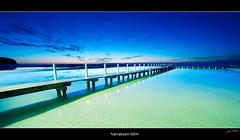 Narrabeen Tidal Pool (Jay Daley) Tags: ocean morning sea pool sunrise nikon sydney australia nsw tidal narrabeen 1424 d3s