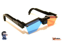 3D glasses (ZetoVince) Tags: greek glasses 3d lego vince instructions zeto zetovince dreamdealer