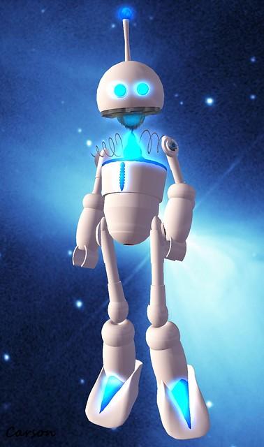 Avatar Bizarre - Robot Avatar