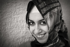 Student_4345 (hkoons) Tags: portrait blackandwhite bw lady portraits turkey student asia muslim mideast erzurum kurdish kurd anatalya asiaminor easternturkey