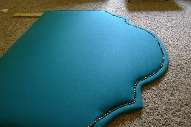 Nailhead almost done