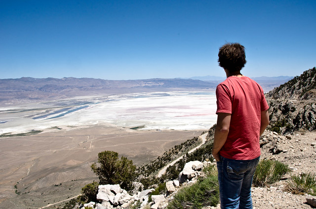 View of Owens Lake