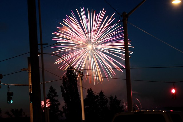 Tacoma Fireworks 2011 2