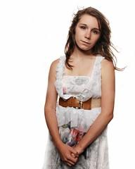 Madison (Studio d'Xavier) Tags: portrait whitebackground madison actress strobist