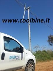 14 Gaia Wind 133 10kW turbina minieolico azienda agricola Coolbine