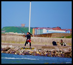 Arbeyal 15-Mayo 2014 (14) (LOT_) Tags: kite beach wind lot asturias viento spot kiteboarding kitesurfing gijon jumps arbeyal element3 switchkites asturkiters nitro3