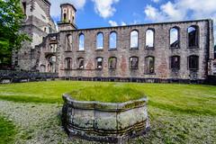 Klosterruine Frauenalb (Günter Glasauer) Tags: deutschland ruine alb albtal badenwürttemberg klosterruine frauenalb