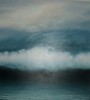Looming Cloud (blue) 110 x 120cm