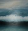 Looming Cloud (blue) 110 x 120cm