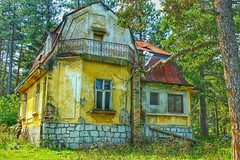 lost house (Todorovic Srecko) Tags: zlatibor pine pines abonded abandoned house canon canon1200d napustena kuca haunted forest ngc