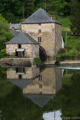 Miroir-Mayenne (philippecotin) Tags: miroir mayenne philippecotin