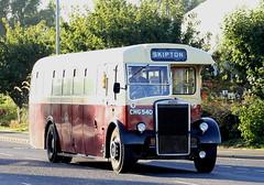 Leyland PS Burnley Corporation CHG 540 Frank Hilton IMG_9193 (Frank Hilton.) Tags: erf foden atkinson ford albion leyland bedford classic truck lorry bus car