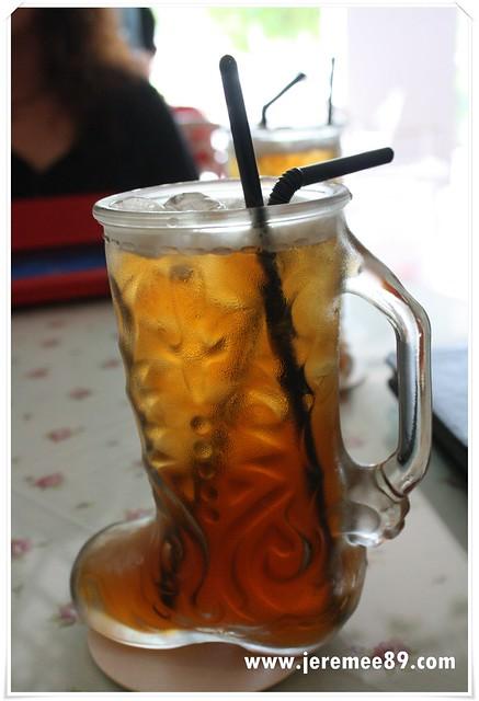 Annabelle's Place @ Tanjung Bungah - Iced Peach Tea
