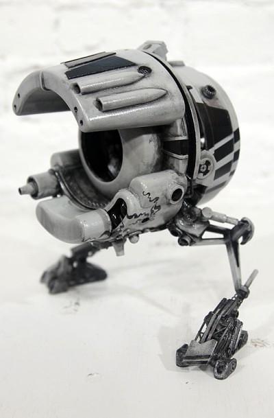 Todd Robertson Custom Toys