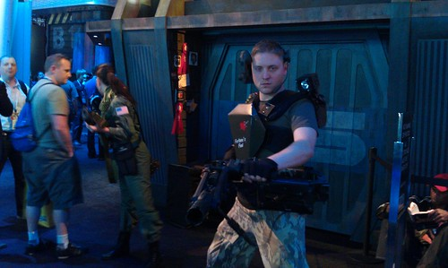 Aliens Colonial Marines  E3 2011