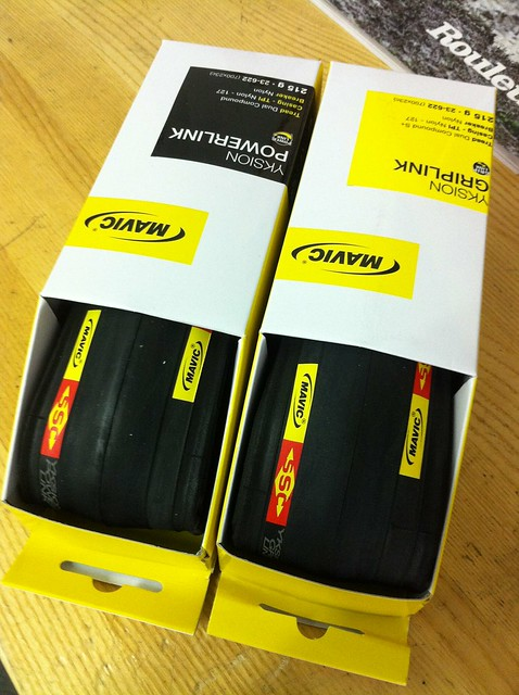 Mavic Tires
