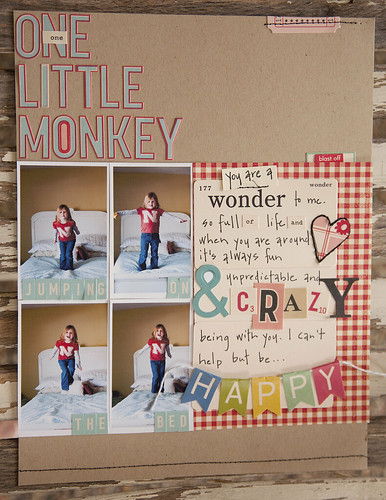 one little monkey oa june challenge