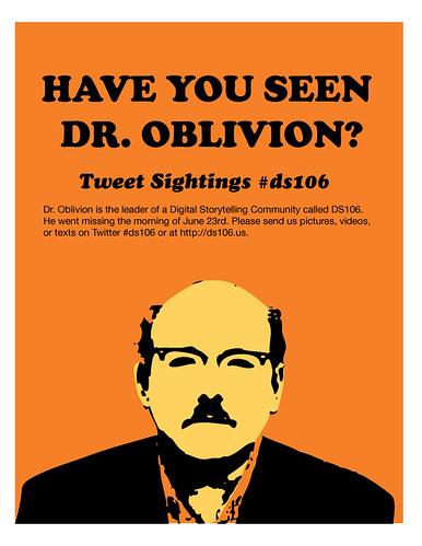 Have You Seen Dr. Oblivion?