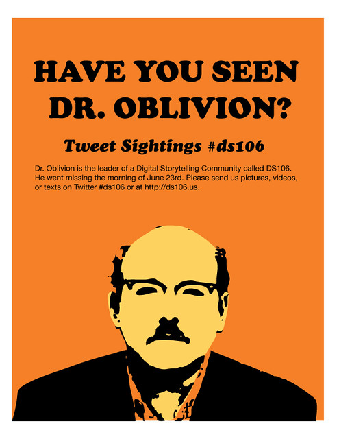 Have You Seen Dr. Oblivion?