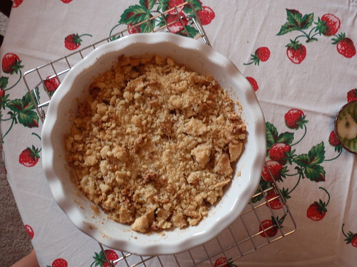 Apple Crumble Morning Light