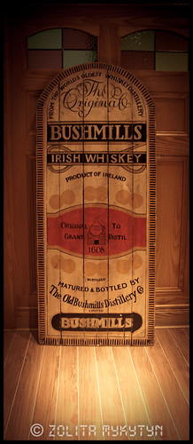 Bushmills Irish Whiskey by xxx zos xxx