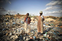 Galkayo:  Vulnerable in a volatile land (UNHCR) Tags: poverty trash children garbage games help aid pollution environment shelter protection assistance photoset unhcr somalia settlement photooftheday displacement somalis idps idp displacedpeople somalichildren galkayo thedefiningtouch unrefugeeagency eastandhornofafrica deftouch forciblydisplacedpersons bulokontrolsettlement