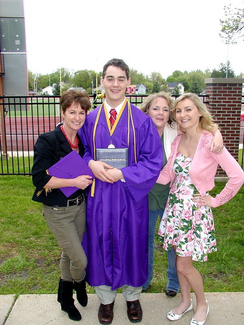 Graduation day 2011!