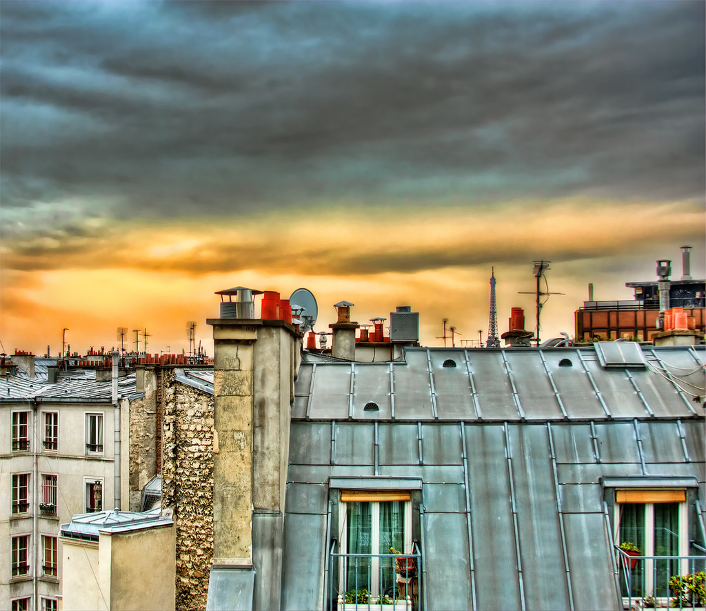 Local View of Paris