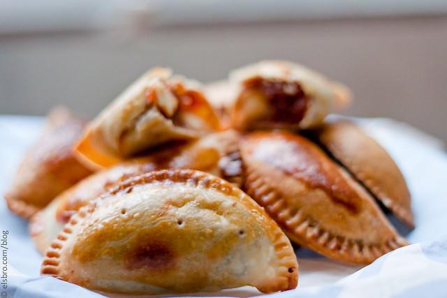 Bite Size Empanadas