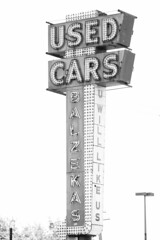 Balzekas Used Cars, Plate 2