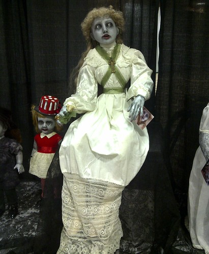 Boo! Welcome To The National Haunters Convention