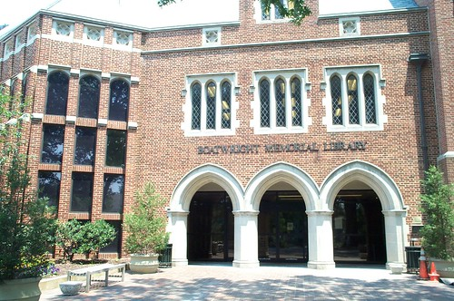 Boatwright Library