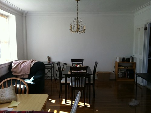 New Apt: Dining Room