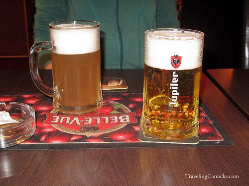 Jupiler Beer Antwerp Belgium