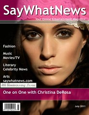Christina DeRosa Interview