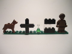 Vignette a day: Math (problem 2) (lego27bricks) Tags: two day lego problem math vignette vig