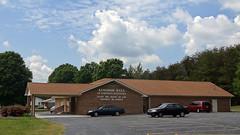 Kingdom Hall Jehovahs Witnesses (Marty4650) Tags: sam sony 1855mm a55