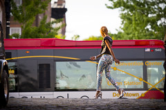 2012 04 15 - 2385 - Washington DC - Salon Photoshoot (thisisbossi) Tags: usa buses photography washingtondc dc published nw unitedstates northwest models 34thstreet georgetown blogs circulator thirtyfourthstreet georgetownmetropolitan