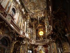 Munich church interior