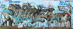 Phrite Graffiti (gargantuen) Tags: ohio streetart photography graffiti spraypaint dayton aerosolart phrite illegalart graffitiartists gargantuen