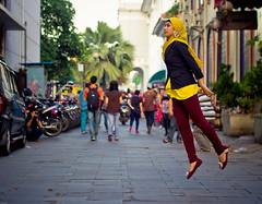 Levitation (yunitarahma) Tags: levitation jakarta kota levitasi