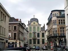 Renaissance facade, Ghent, Belgium (Paul McClure DC) Tags: architecture belgium historic ghent gent gand flanders oostvlaanderen apr2012