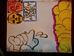 Fool.Sorce (graffinspecter) Tags: street black art graffiti book tagging fool vo sorce