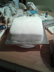 It'll be all white (Joefuz) Tags: cakes baking aaron icing christening blocks booties babybooties buildingblocks homebaking christeningcake noveltycake noveltycakes icingbooties icingshoes oneoffcake oneoffcakes